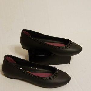 Crocs slip on shoes women's size 8 NEW